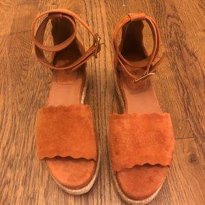 Chloe Lauren Platform Sandal